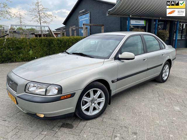 Volvo S80 2.4 Comfort AUTOMAAT/NAP/CRUISE/VELGEN/APK