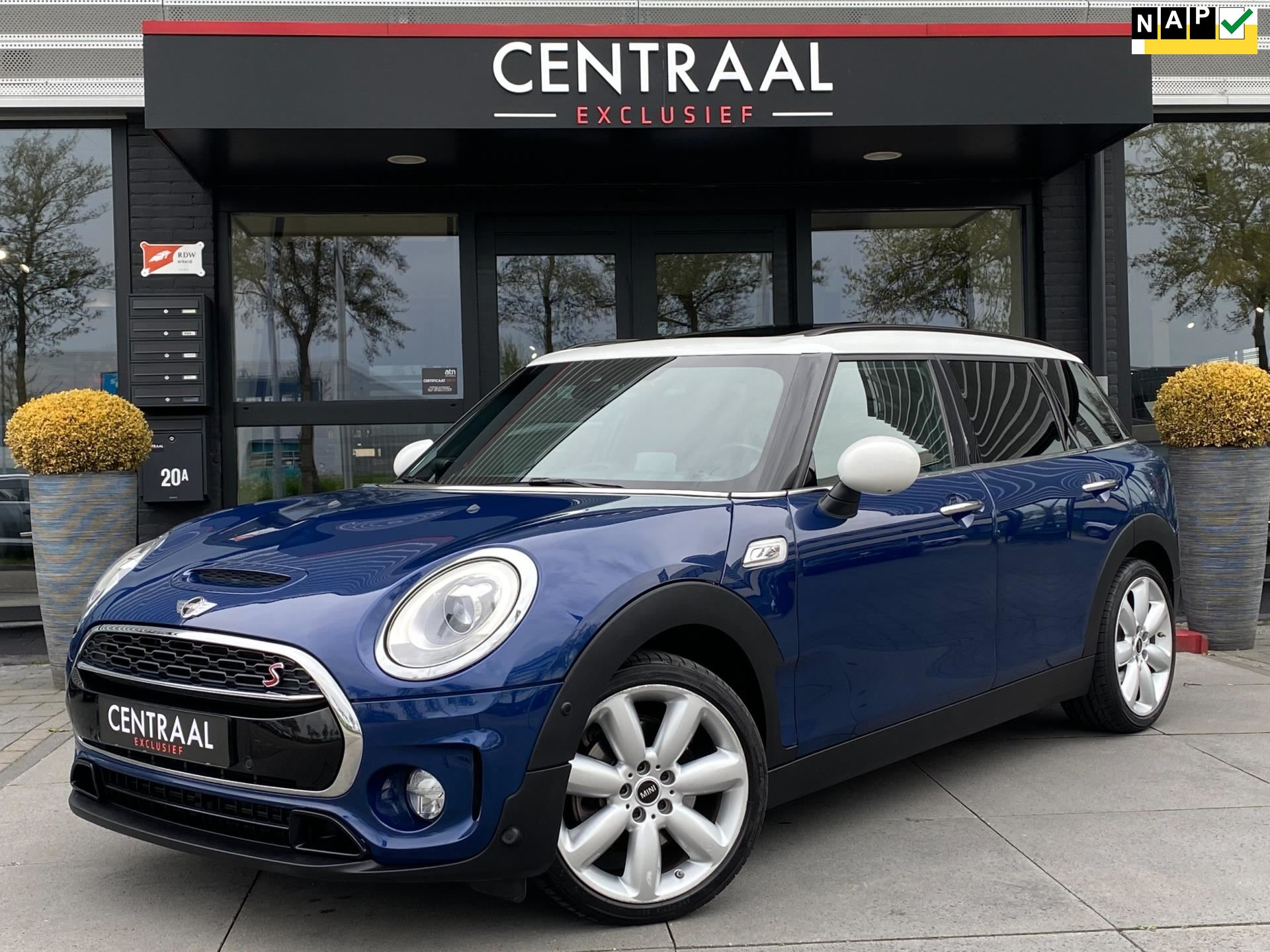 Mini Clubman occasion - Centraal Exclusief B.V.