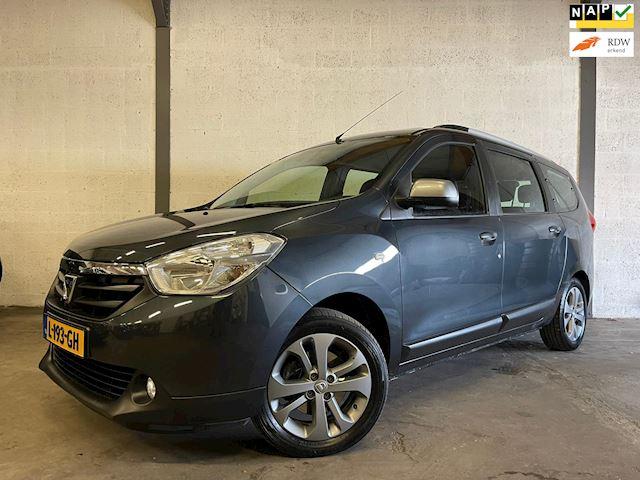 Dacia LODGY 1.2 TCe Prestige 7p. Airco, Navi, Cruise, Dealer Onderhouden !!