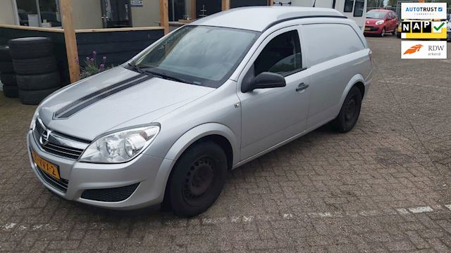Opel Astra 1.7 CDTi oliepomp kapot