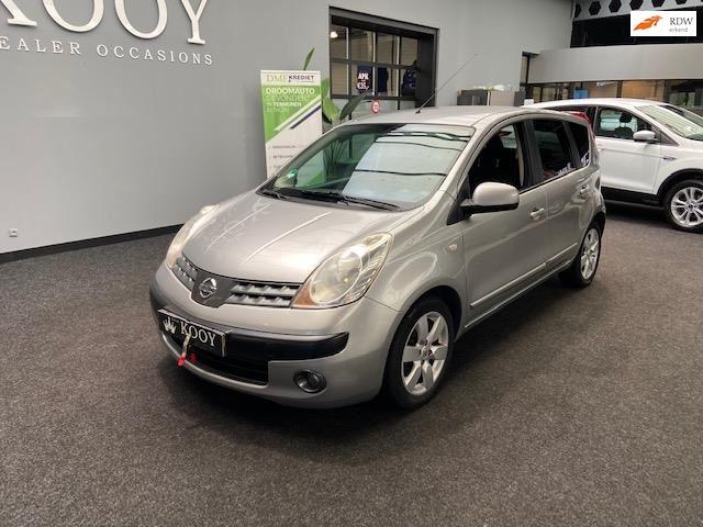 Nissan Note occasion - Van De Kooy Dealer Occasions Opmeer