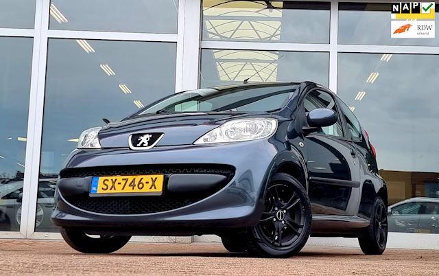 Peugeot 107 1.0i 12V XS   Ijskoude Airco Mooi! LM velgen