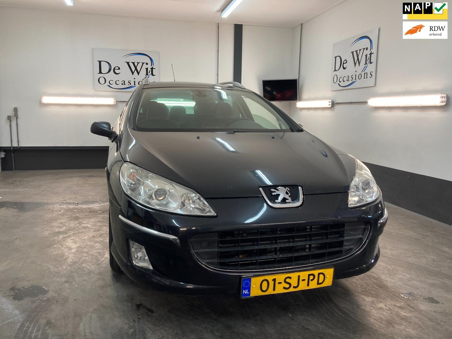 Peugeot 407 SW occasion - De Wit Occasions