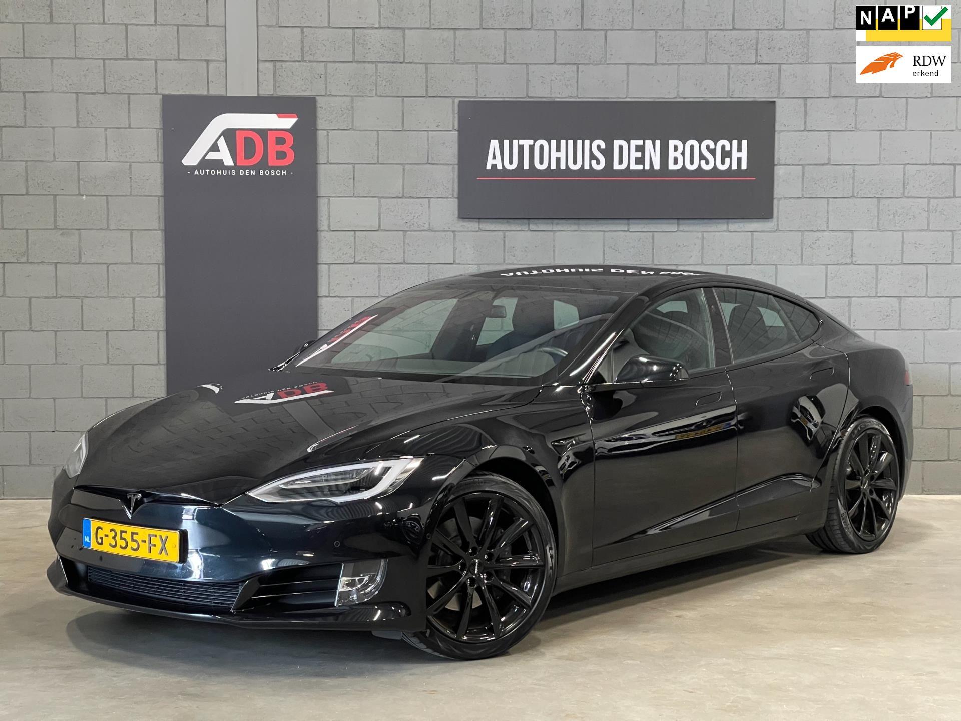 Tesla Model S occasion - Autohuis Den Bosch