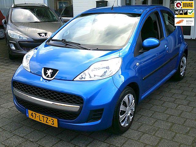 Peugeot 107 1.0-12V XS (5-drs./AIRCO)