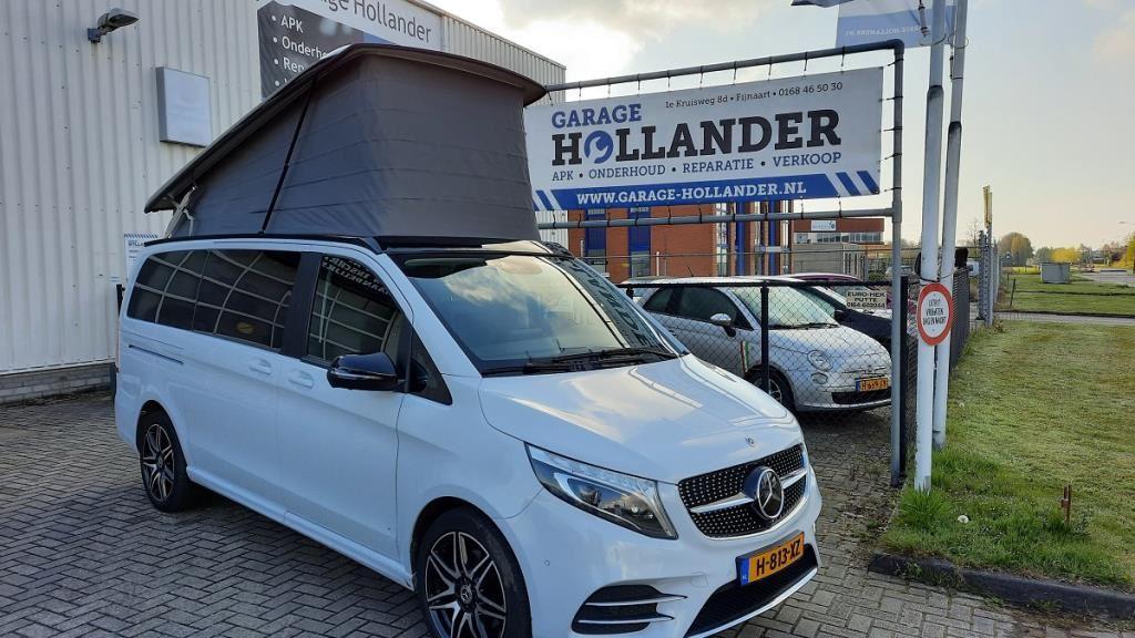 Mercedes-Benz V-klasse occasion - Garage Hollander