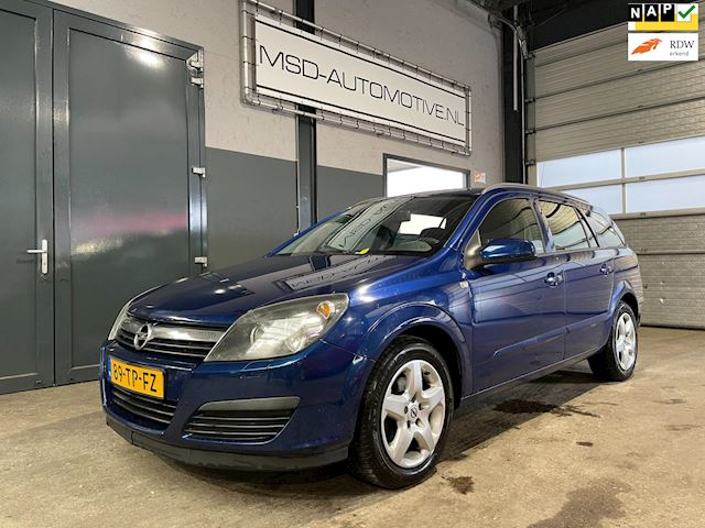 Opel Astra Wagon occasion - MSD Automotive