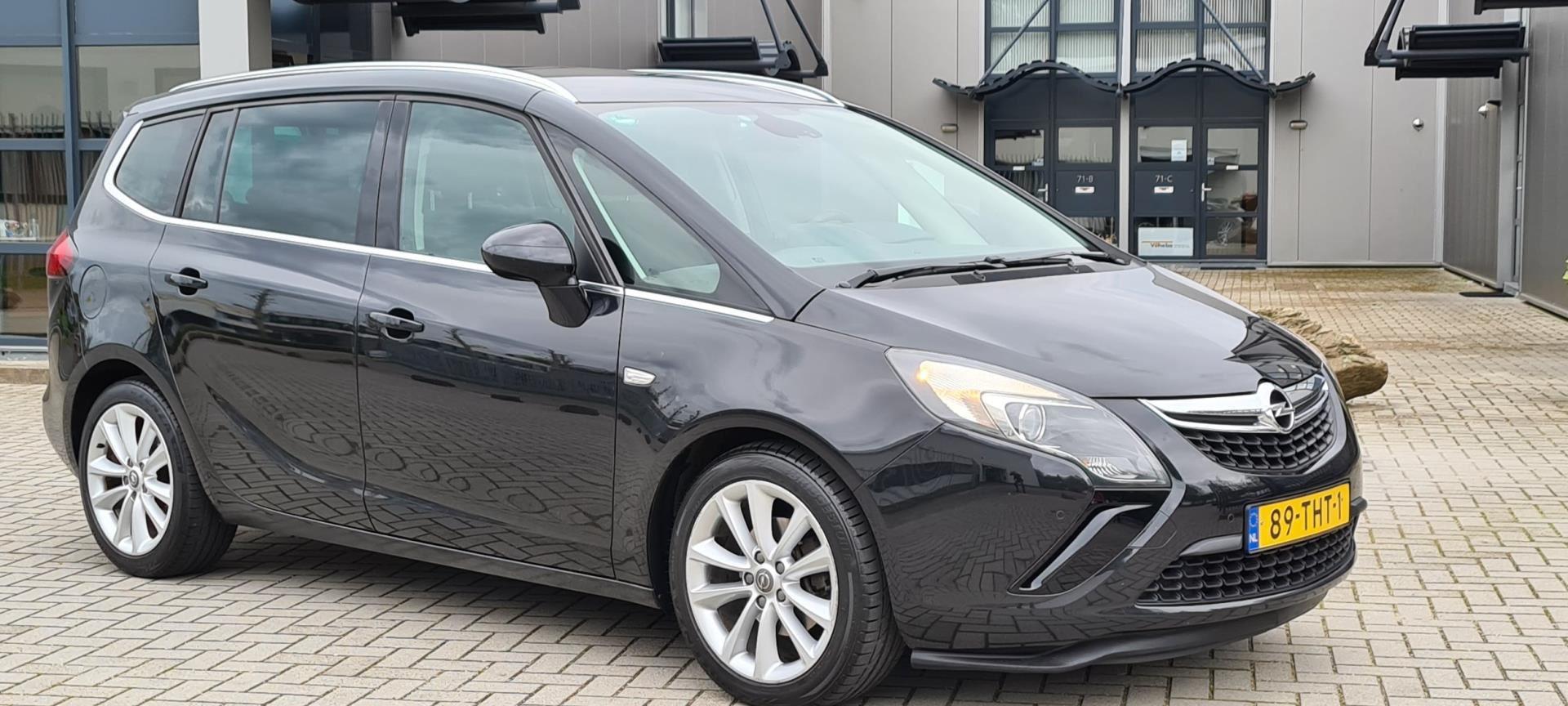Opel Zafira Tourer occasion - Weerterveld Auto's