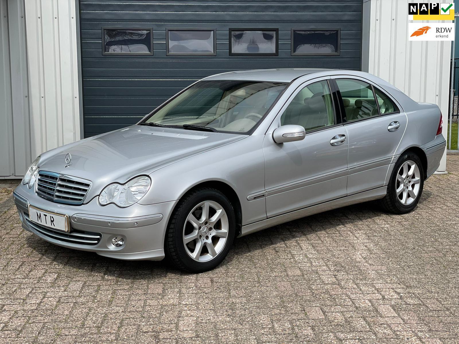 Mercedes-Benz C-klasse occasion - MTR Auto's