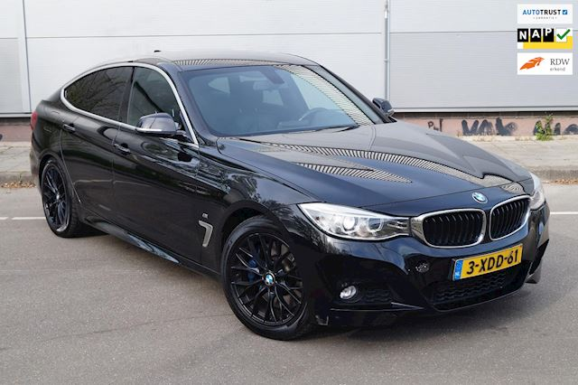 BMW 3-serie Gran Turismo 330d Executive * M-Sport * NAVI * Sport * Leer * Inruil mogelijk *