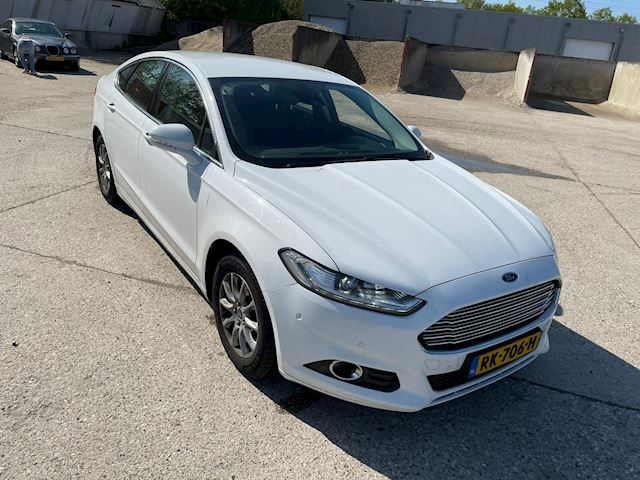 Ford Mondeo 2.0 TDCi Titanium Lease Edition