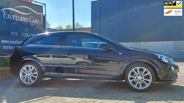 Opel Astra GTC 1.6 Cosmo Ecc Lmv Leder