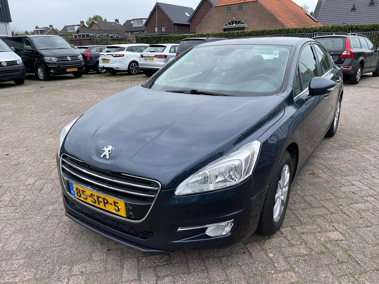 Peugeot 508 occasion - DDM Export B.V.