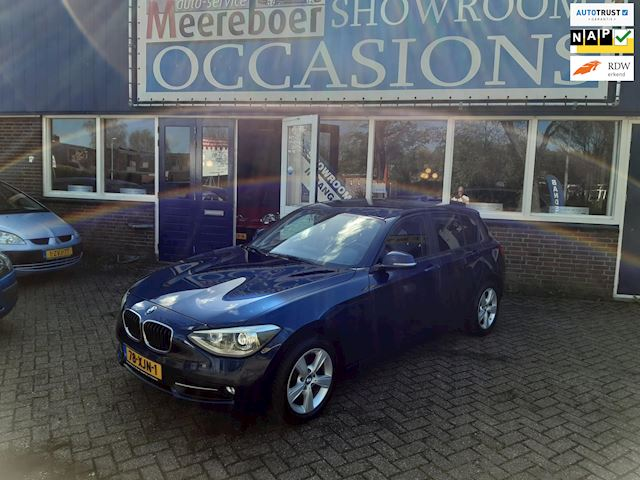 BMW 1-serie 116i Sport Business+5drs Automaat