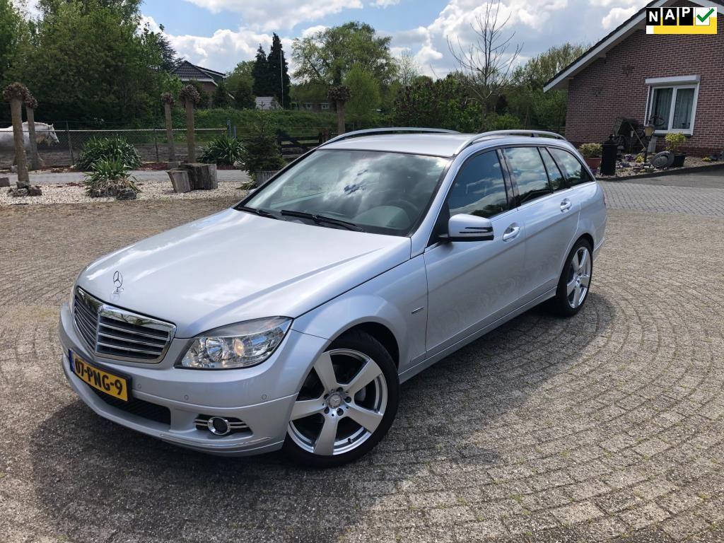 Mercedes-Benz C-klasse Estate occasion - Autobedrijf Stronkhorst