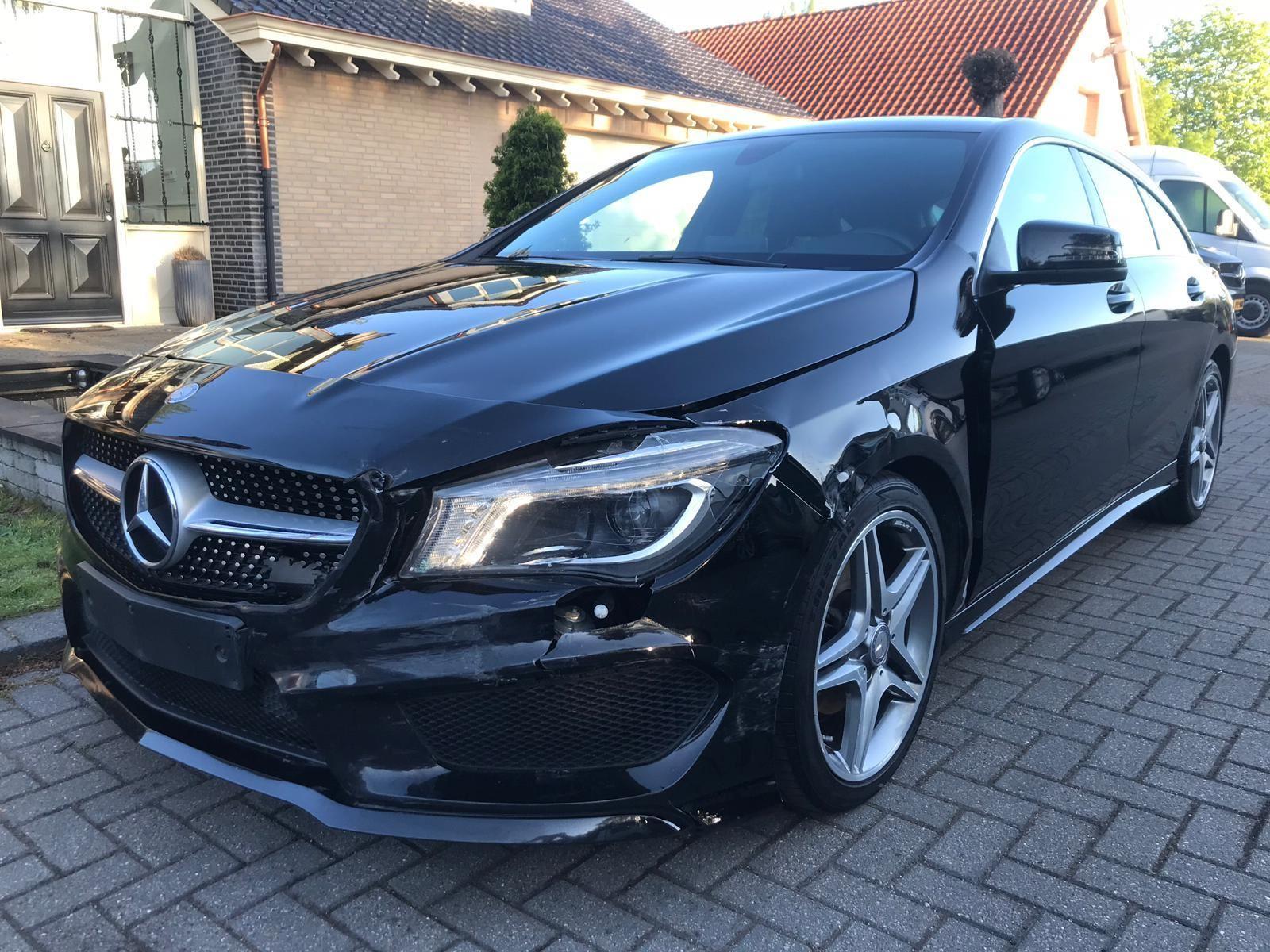 Mercedes-Benz CLA-klasse Shooting Brake occasion - Van Sabben Auto's