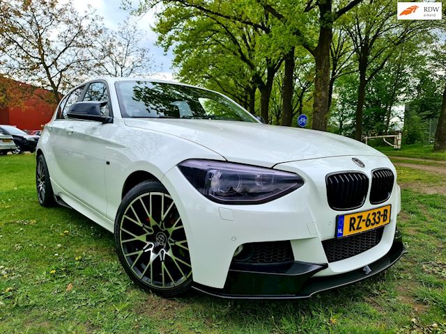 BMW 1-serie occasion - Twin cars
