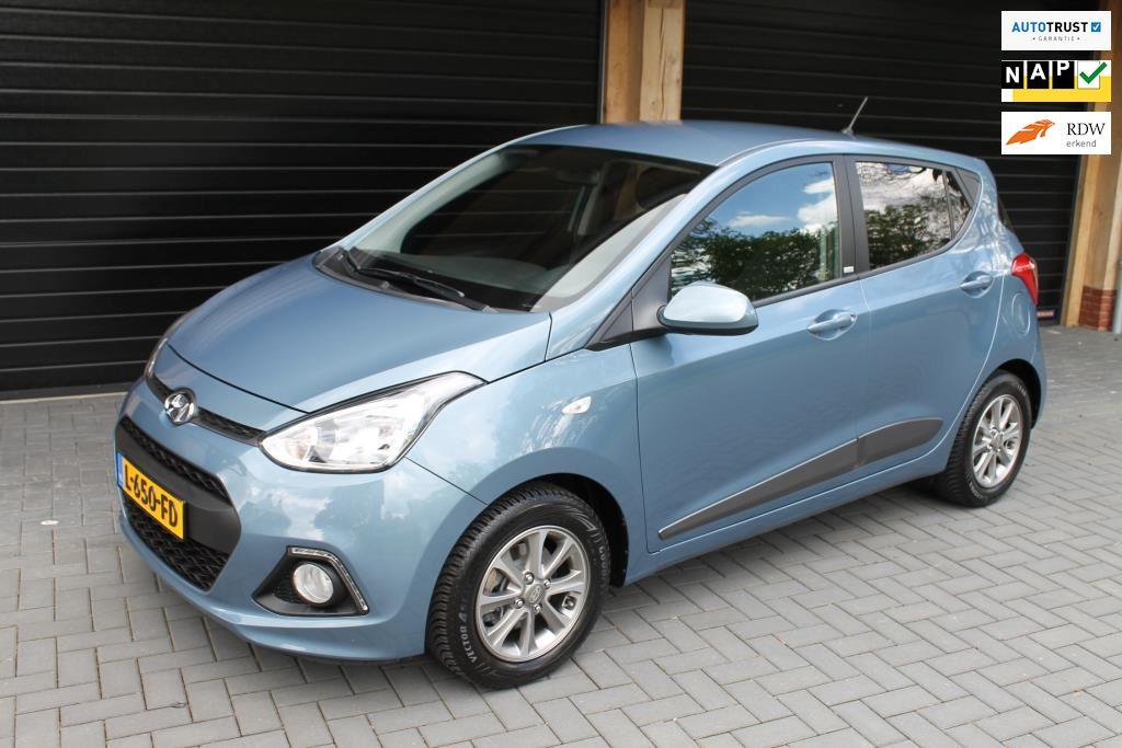 Hyundai I10 occasion - Auto Hulskotte