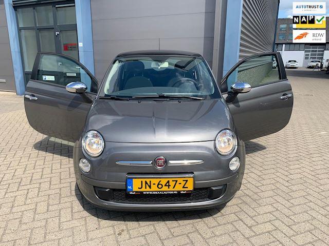 Fiat 500 1.2 Lounge I AIRCO I PANORAMADAK I DEALER ONDERHOUDEN!!!