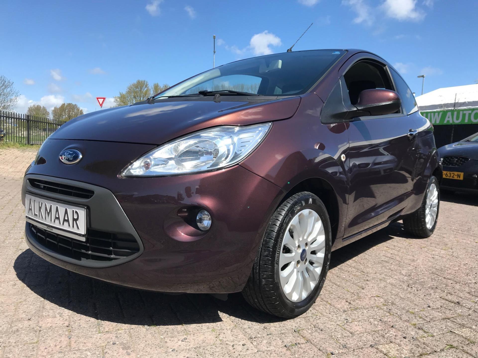 Ford Ka occasion - Autoverkoop Alkmaar