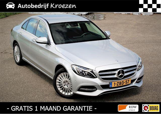 Mercedes-Benz C-klasse 180 Edition * Org NL Auto * Dealer Onderhouden *
