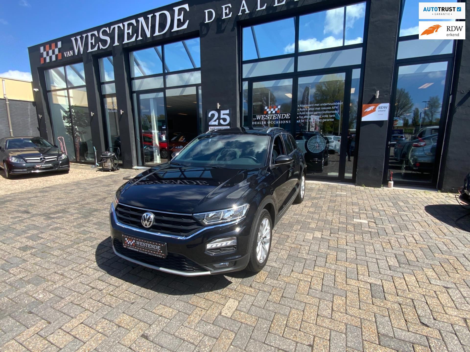 Volkswagen T-Roc occasion - Van Westende Dealeroccasions