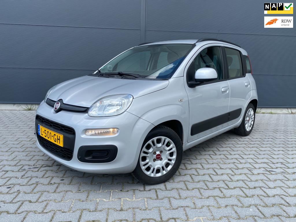 Fiat Panda occasion - Veld Auto's