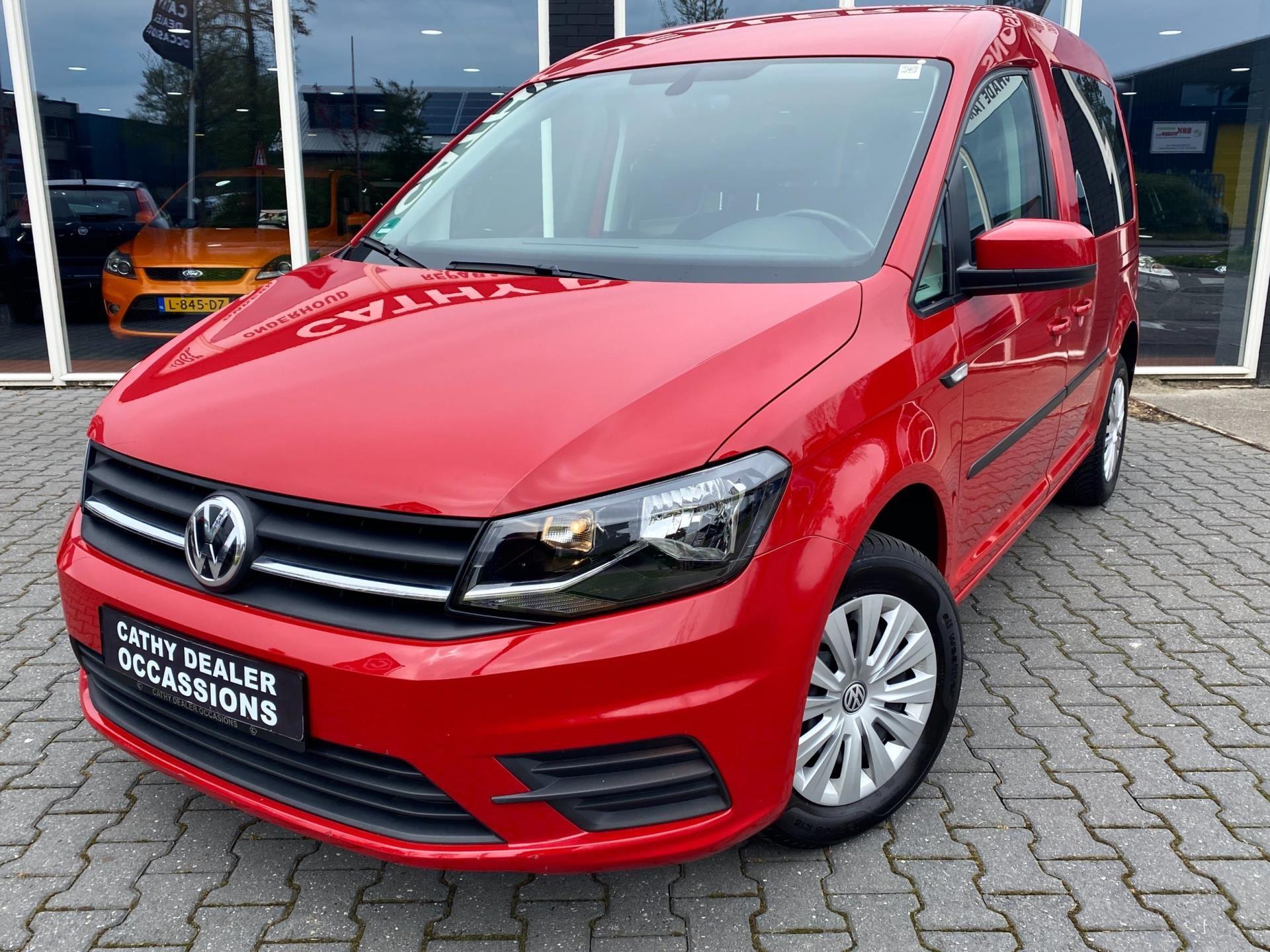 Volkswagen Caddy Combi occasion - Cathy Dealer Occasions
