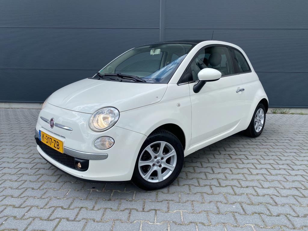 Fiat 500 occasion - Veld Auto's