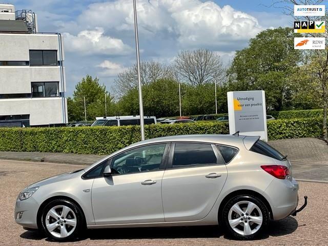 Opel Astra occasion - Jesse de Koning Auto`s