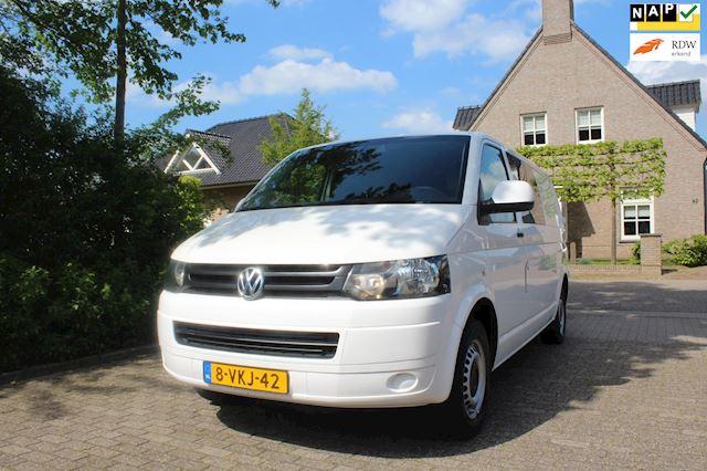 Volkswagen Transporter MARGE  BUS !!!!   DUBBEL CABINE LANG2.0 TDI L2H1 DC Budgetline