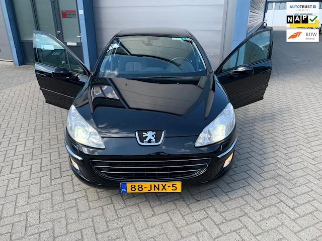 Peugeot 407 2.0 ST BioFlex Pack Business I NAVI I CRUISE I TREKHAAK I NAP!!!!