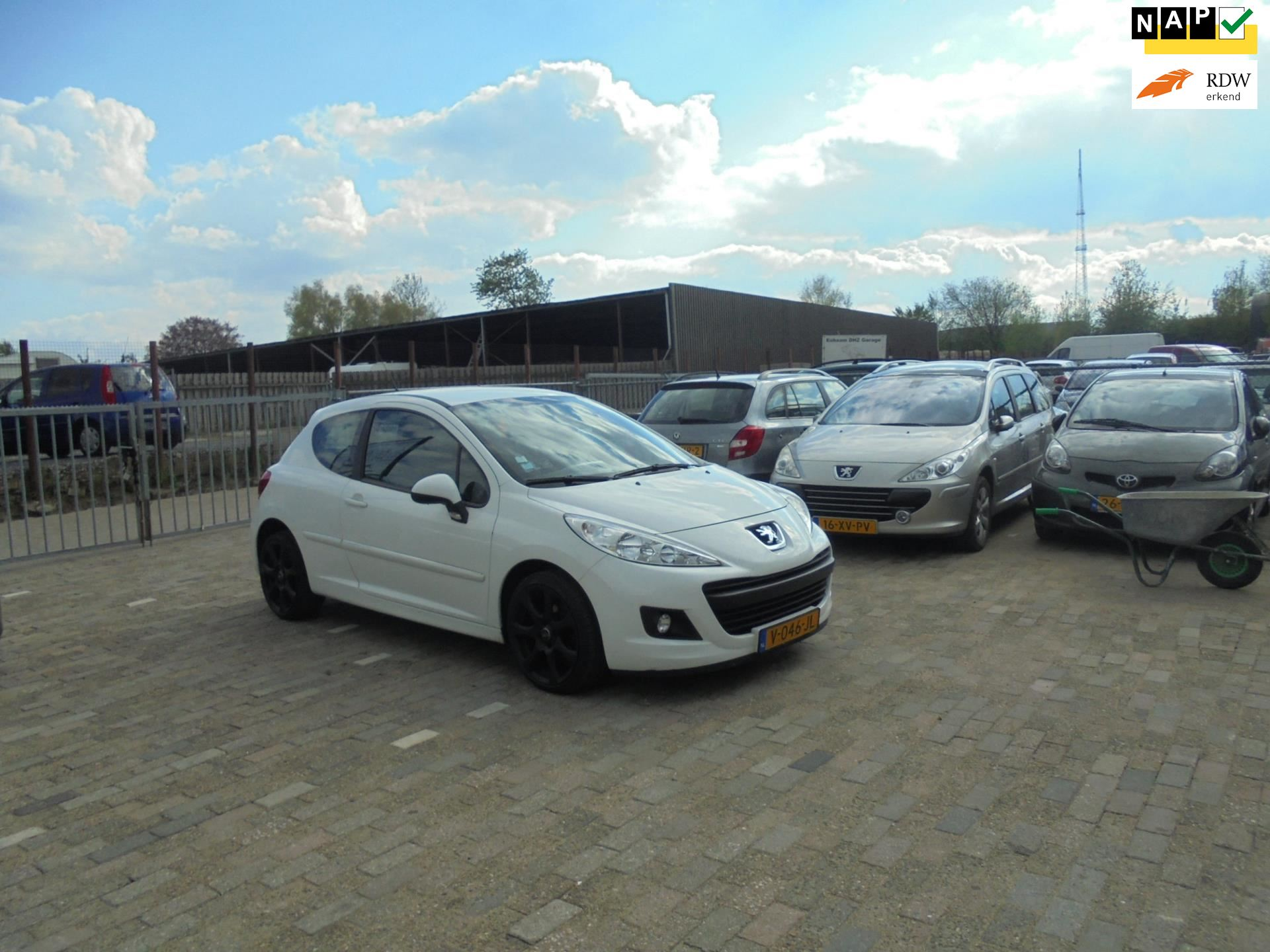 Peugeot 207 occasion - Autohandel Bakkali