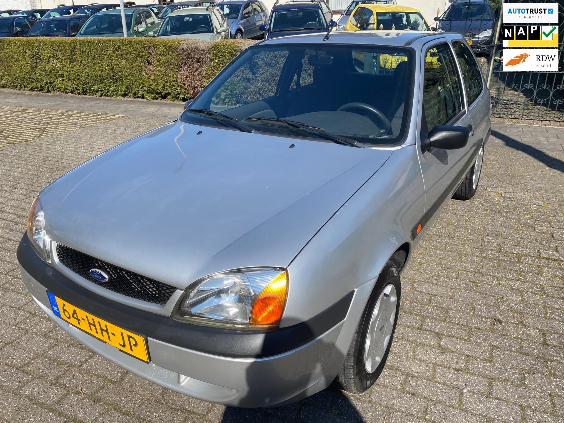 Ford Fiesta occasion - Autobedrijf Tiesje Verhoeven