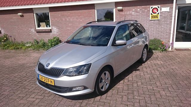 Skoda Fabia Combi 1.4 TDI Ambition Business Navi/ pdc/  cruise