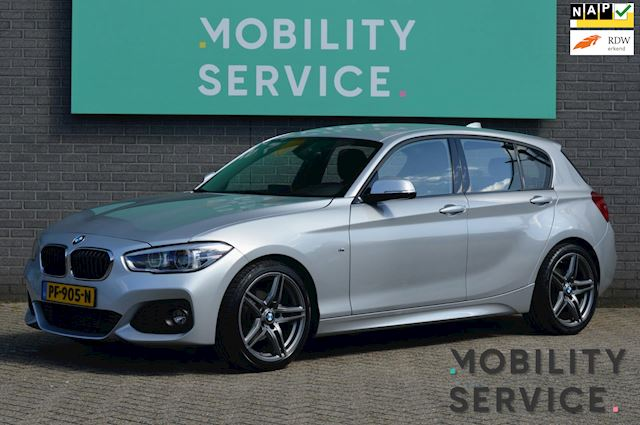 BMW 1-serie occasion - Mobility Service