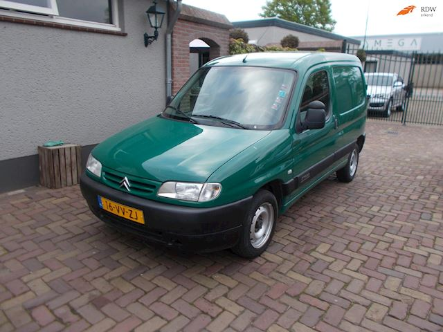 Citroen Berlingo 1.9 D 600 bj 2001 apk 3-3-2022