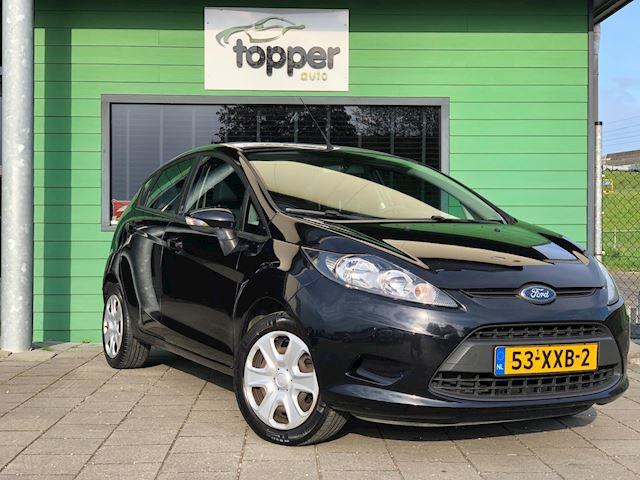 Ford Fiesta 1.25 Limited / Met Nieuwe APK / Airco / 5Drs./