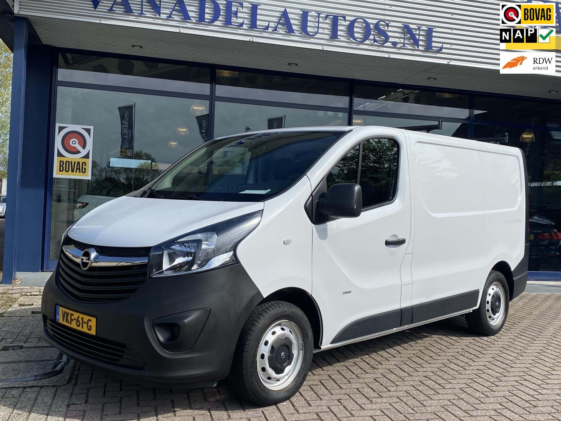 Opel Vivaro occasion - Van Adel Auto's