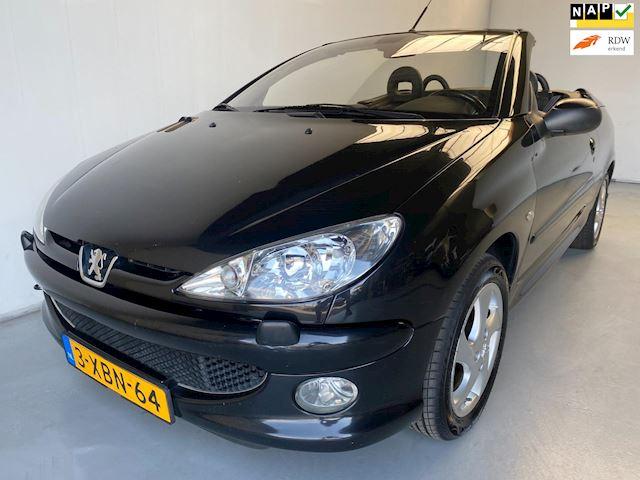 Peugeot 206 CC 1.6-16V Leer Climate Radio/cd Nieuwe APK