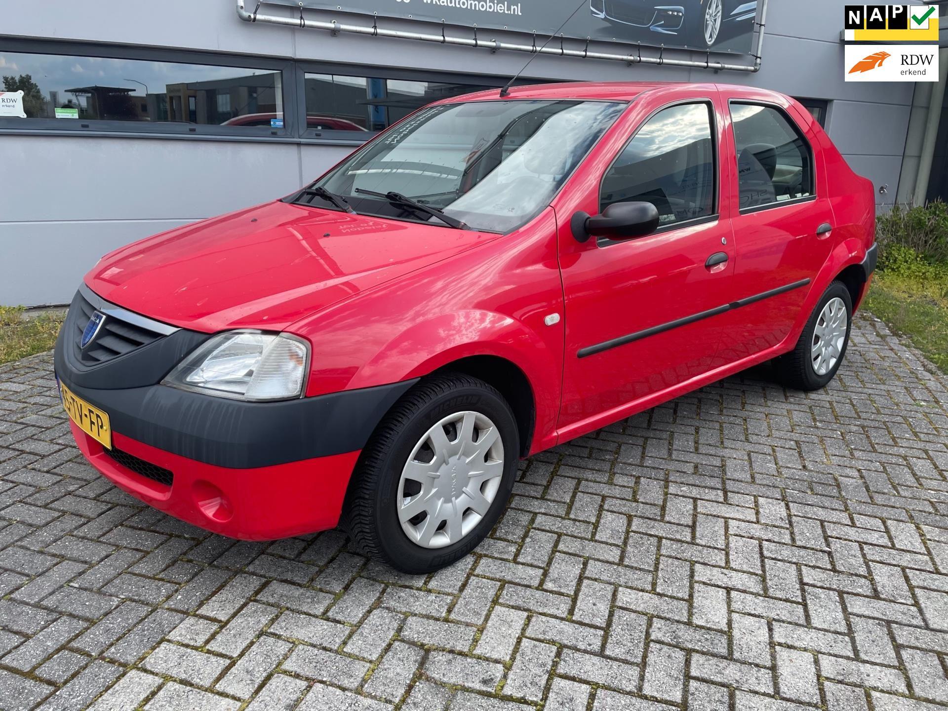 Dacia Logan occasion - WK Automobiel