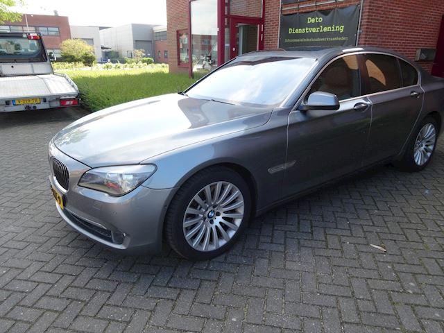 BMW 7-serie 740i High Executive clima Navi Boekjes Soft close