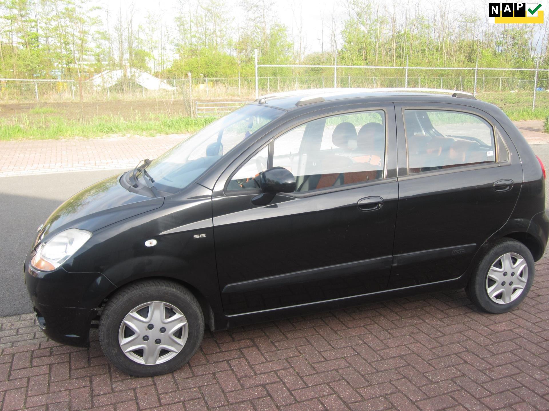 Chevrolet Matiz occasion - Autoplein Almere