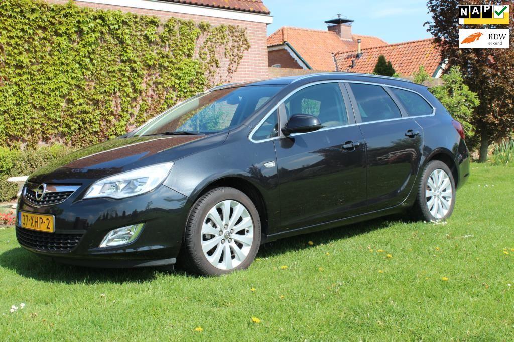 Opel Astra Sports Tourer occasion - Veldhuizen Dealer Occasions