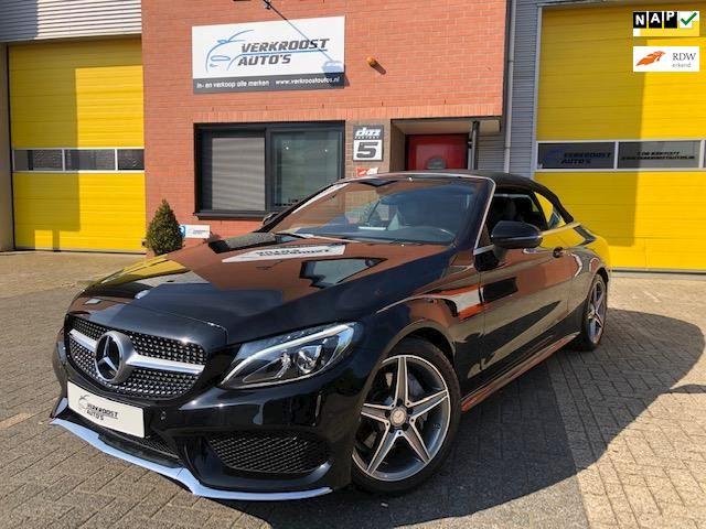 Mercedes-Benz C-klasse 200 Cabrio.amg.camera.16000km 200 Edition 1