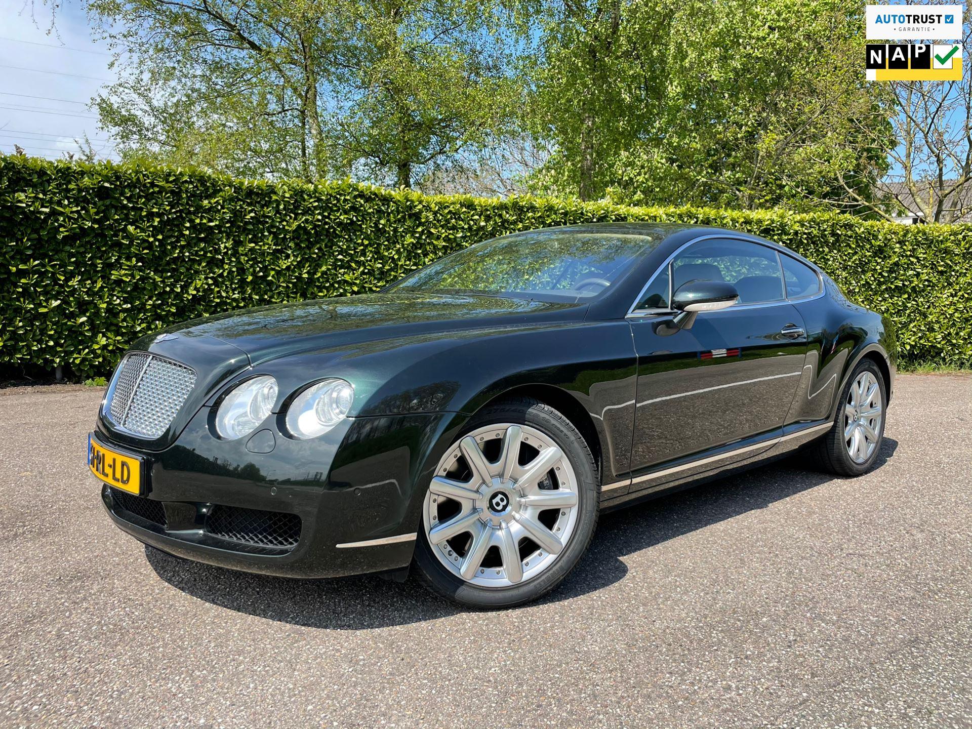 Bentley Continental GT occasion - R. Oldenburg Auto's