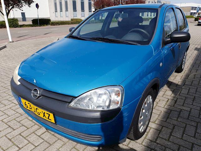 Opel Corsa 1.0-12V Nieuwe APK!