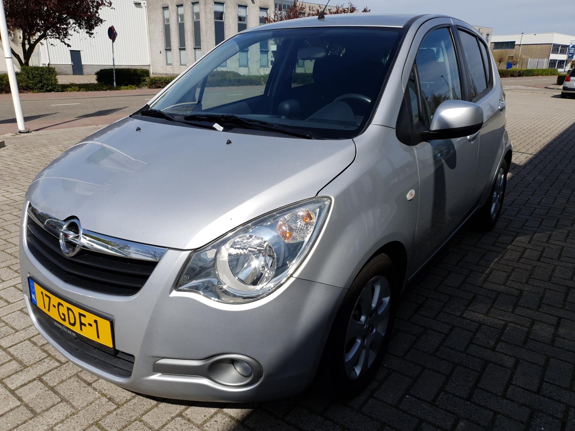 Opel Agila occasion - RP Automotive