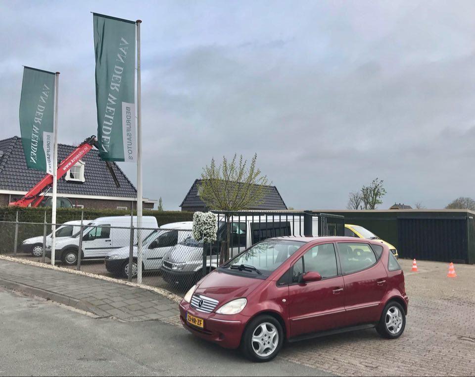 Mercedes-Benz A-klasse occasion - Van der Weijden Bedrijfsauto's