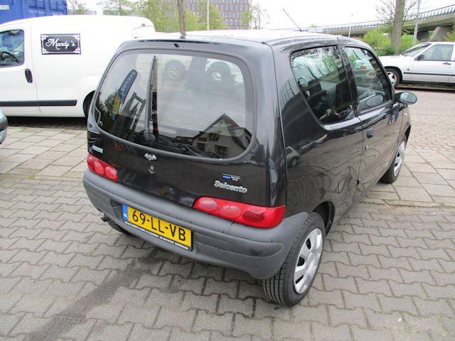 Fiat Seicento 1.1 S(zeer zuinig) nap apk